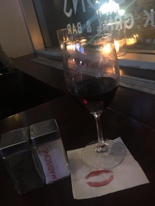 Madisons Restaurant & Bar - Restaurants