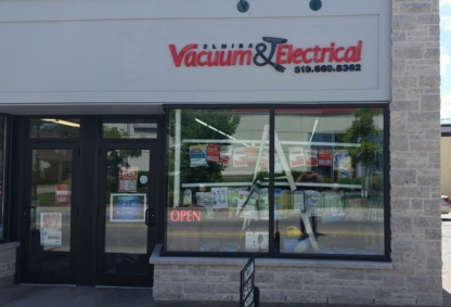 View Elmira Vacuum & Electrical's Guelph profile