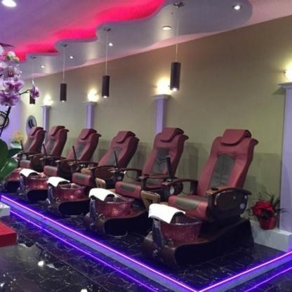 3D Nails Spa - Health Resorts - 604-888-1619