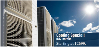 HVAC Done Right - Heating Contractors