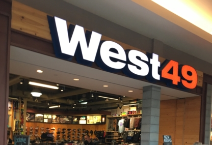 West 49 - Sporting Goods Stores - 604-532-8388