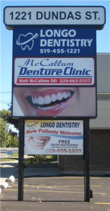 McCallum Denture Clinic - Teeth Whitening Services - 226-663-5557