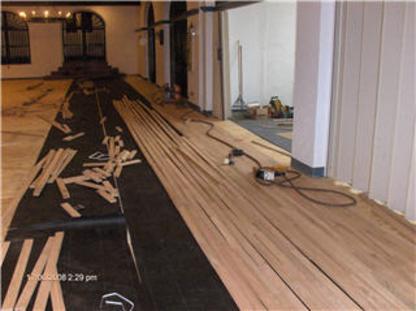 Slavik's Fine Wood Flooring - Floor Refinishing, Laying & Resurfacing - 519-567-5696