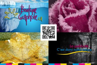 Voir le profil de La Boutique Graphiste - Montréal