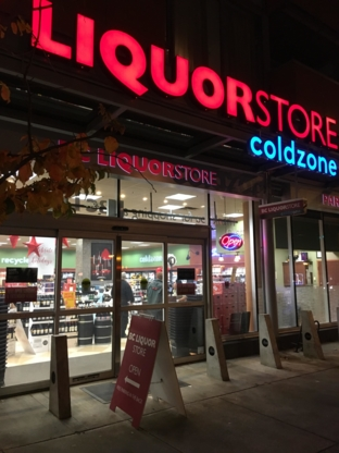 BC Liquor Store - Wines & Spirits - 604-660-6678