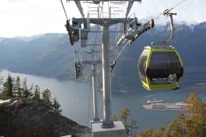 Sea To Sky Gondola - Tourism Consultants