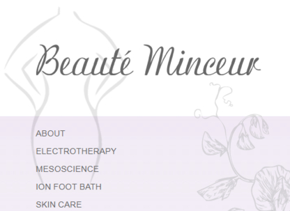 Beauté Minceur - Beauty & Health Spas - 250-802-4653