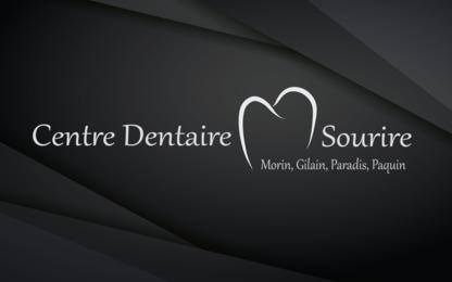 Centre Dentaire m sourire Morin Gilain - Dentistes - 450-348-9004