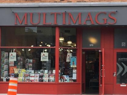 Multimags - News Dealers - 514-272-9954