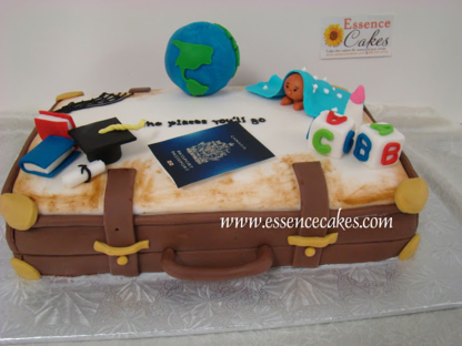 Essence Cakes - Bakeries