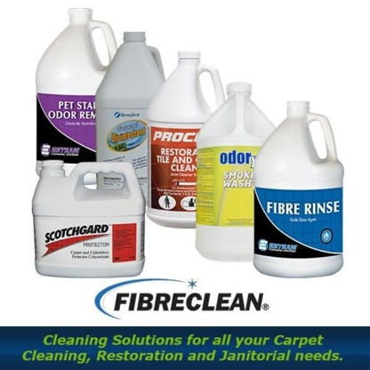 Fibreclean Supplies - Carpet Cleaning Equipment & Supplies