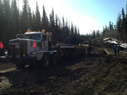 Poor Boy Trucking Ltd - Oil Field Trucking & Hauling - 250-785-8902
