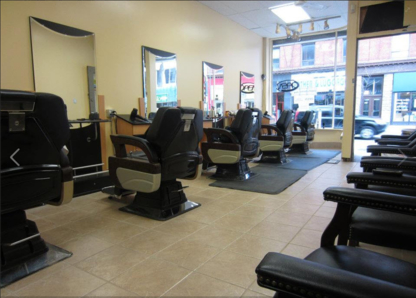 Jado Barber Shop - Hair Salons - 613-569-2257