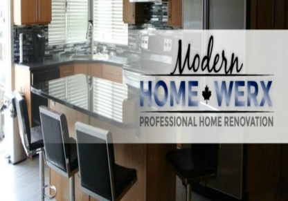 Modern Home Werx - Home Improvements & Renovations