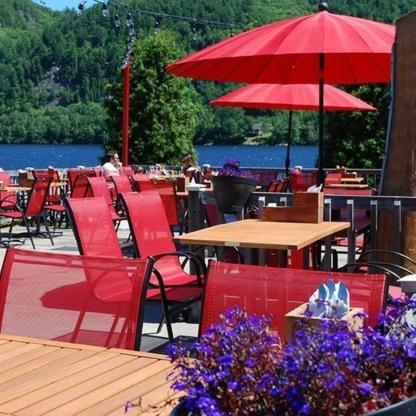 Restaurant la Marina de Saint-Jean - Restaurants - 819-538-6060