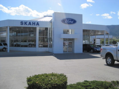 Skaha Ford - New Car Dealers - 250-492-3800