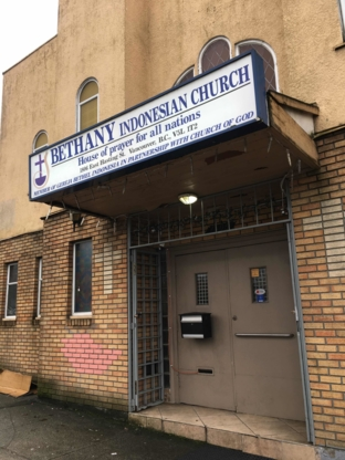 Bethany Indonesian Church Society - Churches & Other Places of Worship - 604-215-1617