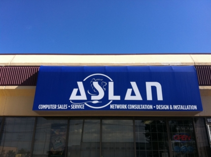 Aslan Computer Systems - Computer Repair & Cleaning - 780-437-9504