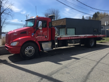 Remorquage Rive Sud - Vehicle Towing - 450-692-8619