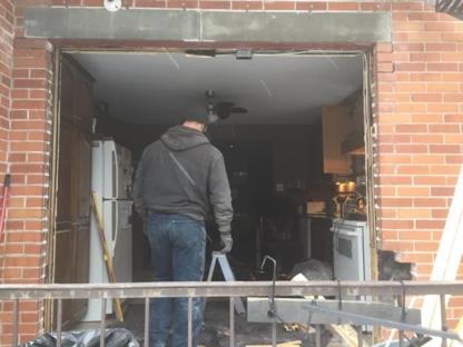 PFG Construction - Doors & Windows