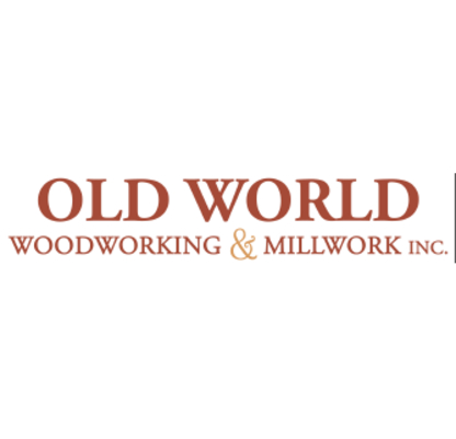 Old World Woodworking & Millwork Inc - Cabinet Makers