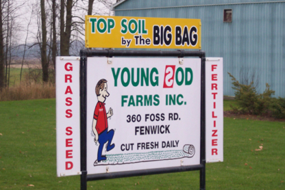 Young Sod Farms - Sod & Sodding Service - 905-892-2681