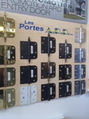Les Portes Et Fenêtres Quali-Pro - Doors & Windows - 819-772-2577