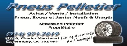 Pneus Pelletier - Tire Retailers