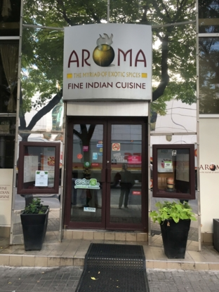 Aroma Fine Indian Cuisine - Indian Restaurants