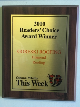 Goreski Roofing and Insulation - Roofers
