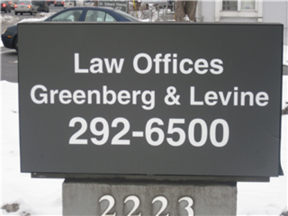 Greenberg & Levine - Business Lawyers - 416-292-6500