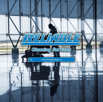 Reliable Cleaning Services - Janitorial Service - 705-498-9408