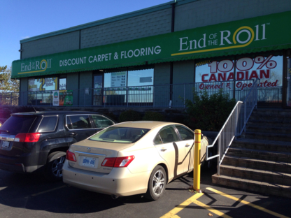 End Of The Roll Discount Carpet & Flooring - Magasins de tapis et de moquettes