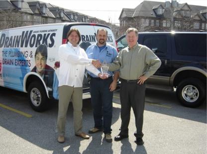 DrainWorks - Plombiers et entrepreneurs en plomberie - 416-422-0501