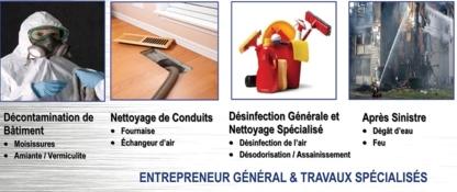 Concept GDC Inc - Entrepreneurs généraux - 450-724-1333