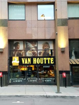 Van Houtte - Cafés - 514-843-5397