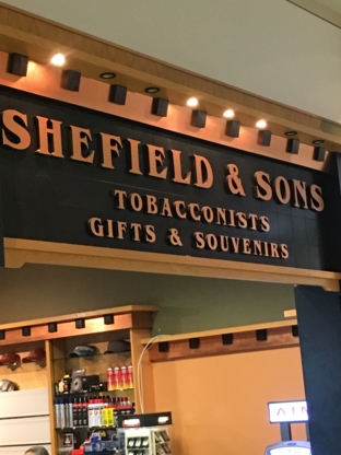 Shefield & Sons Tobacconists - Tobacco Stores