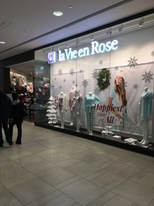 La Vie en Rose - Shopping Centres & Malls