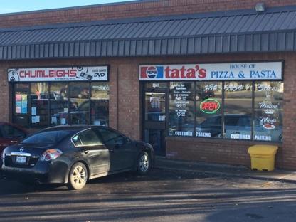 Tata's House Of Pizza & Pasta - Italian Restaurants - 613-384-9434