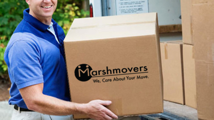 Marsh Moving Services - Moving Services & Storage Facilities - 416-823-7512