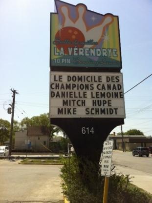 View Laverendrye Bowling Lanes's Winnipeg profile