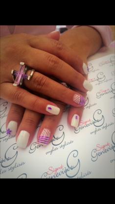 Signé Geneviève G - Manicures & Pedicures - 514-895-3411