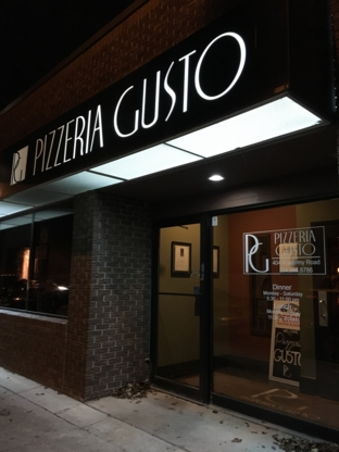 Pizzeria Gusto Ltd - Restaurants - 204-944-8786
