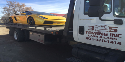 305 Towing Inc - 403-470-1414
