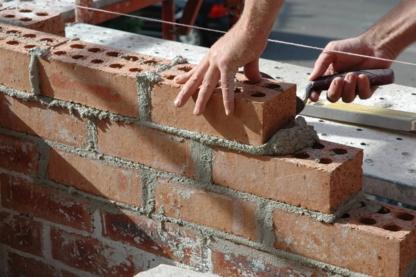 Maconnerie St-Onge - Maçons et entrepreneurs en briquetage