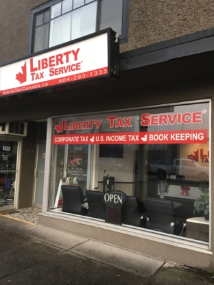 View Liberty Tax Service's Burnaby profile
