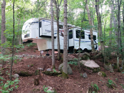 Camping du Lac Croche - Campgrounds - 514-239-6462