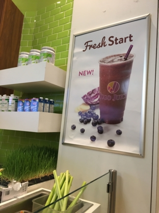 Jugo Juice - Restaurants - 604-554-0274