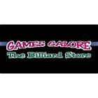 Games Galore & The Billiard Store - Games & Supplies