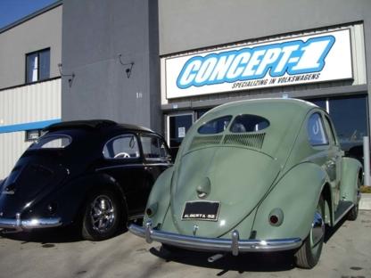 Concept-1 - New Auto Parts & Supplies